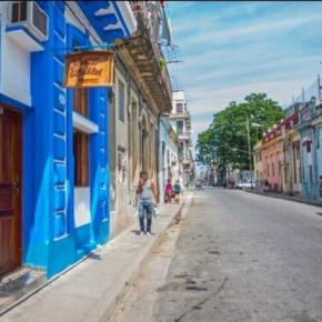 Hostely a ubytovny - Hostal Robles Cayo Hueso