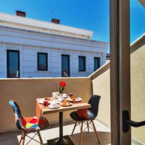 Hostely a ubytovny - Aybar Hotel