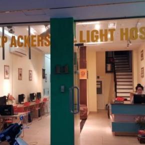 Hostely a ubytovny - Hanoi Light Backpackers Hostel