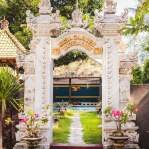 Hostely a ubytovny - Nusa Garden Bungalow