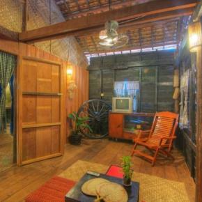 Hostely a ubytovny - Old Khmer House 2