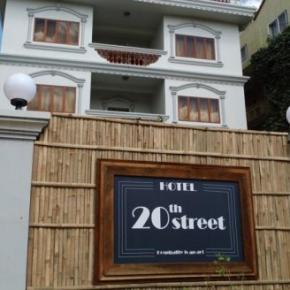 Hostely a ubytovny - Hotel 20th Street
