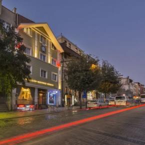 Hostely a ubytovny - Istanbul Holiday Hotel
