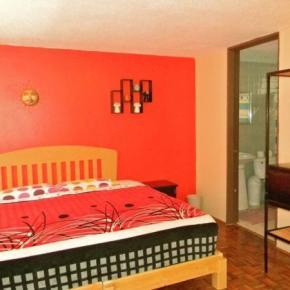 Hostely a ubytovny - BnB Mexico Roma Norte