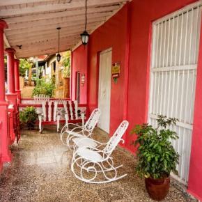 Hostely a ubytovny - Casa Colonial Dany y Carlos