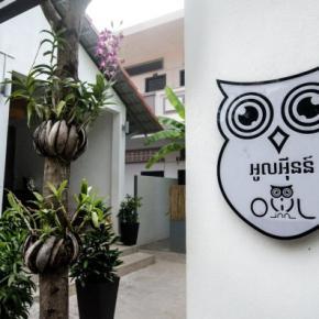 Hostely a ubytovny - Owl Inn