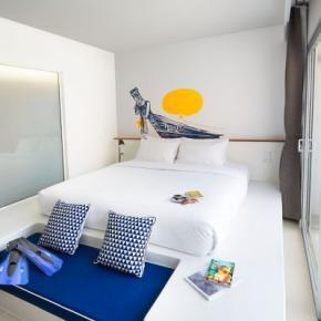 Hostely a ubytovny - Lub d Phuket Patong
