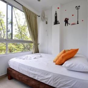 Hostely a ubytovny - International House Medellin Hostel
