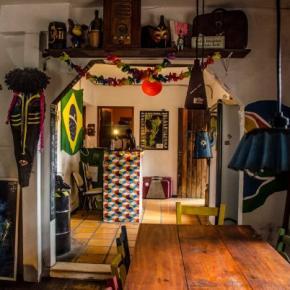 Hostely a ubytovny - Sagui Hostel
