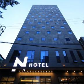 Hostely a ubytovny - SEOUL N HOTEL Dongdaemun