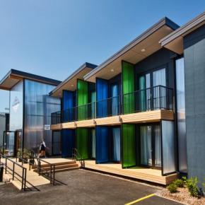 Hostely a ubytovny - All Stars Inn on Bealey