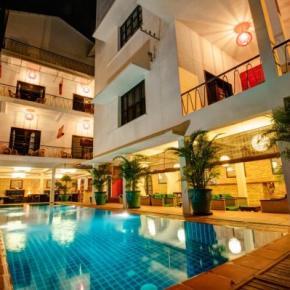 Hostely a ubytovny - Villa Silk Road Hotel