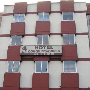 Hostely a ubytovny - Hotel Conquistadores
