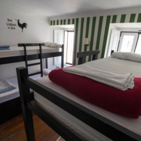 Hostely a ubytovny - Oasis Backpackers Hostel Lisbon