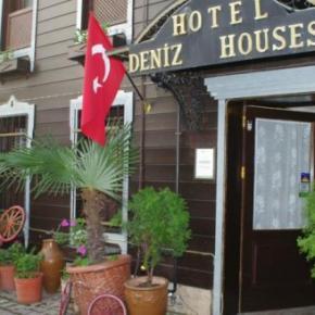 Hostely a ubytovny - Deniz Houses