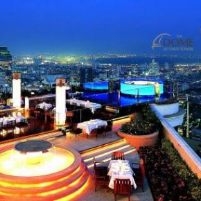 Hostely a ubytovny - Lebua At State Tower
