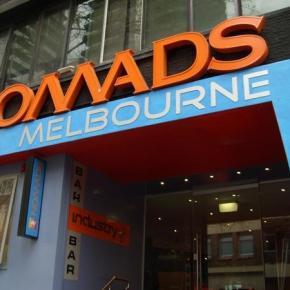 Hostely a ubytovny - Nomads Melbourne