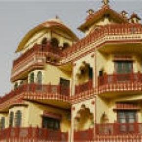 Hostely a ubytovny - Umaid Bhawan Hotel