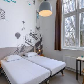Hostely a ubytovny - Stayokay Amsterdam Zeeburg