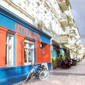 Hostely a ubytovny - Lette'm Sleep Hostel Berlin