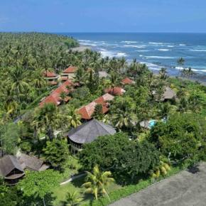 Hostely a ubytovny - Puri Dajuma Cottages, Eco Beach Resort and Spa