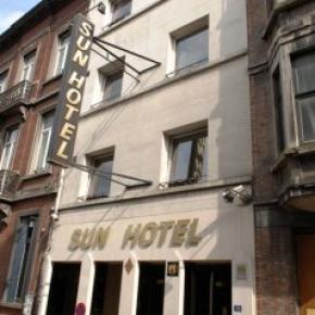 Hostely a ubytovny - Sun Hotel