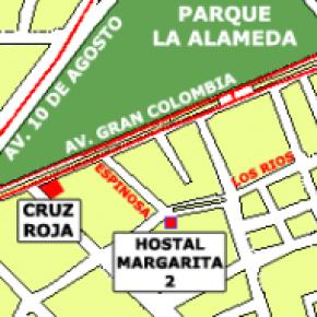 Hostely a ubytovny - Hostal Margarita 2