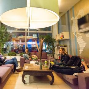Hostely a ubytovny - wombat's CITY Hostels Vienna – the LOUNGE