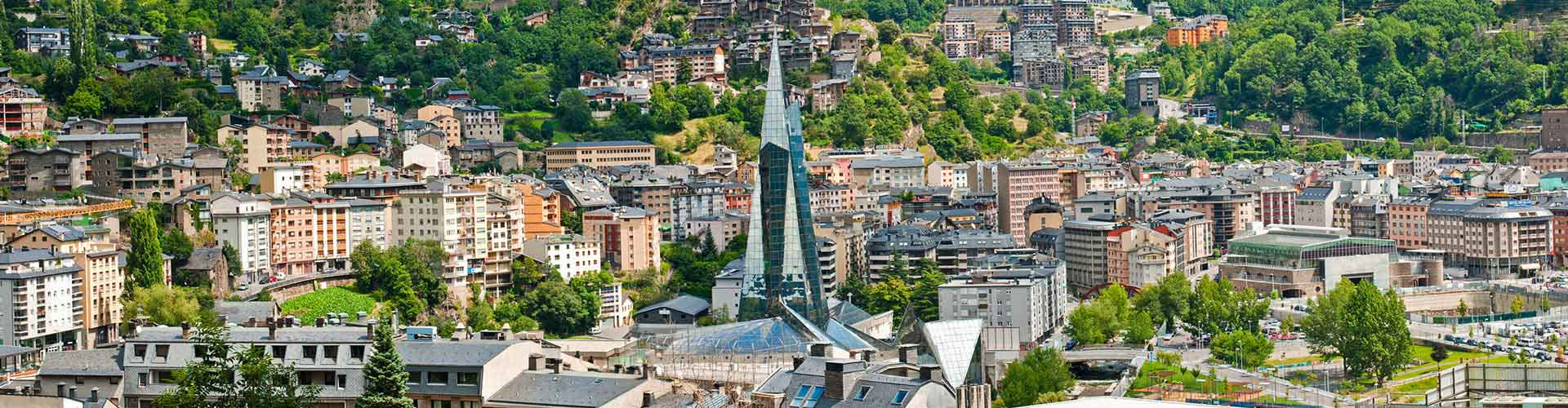 Andorra la Vella - Ubytovny v Andorra la Vella. Mapy pro Andorra la Vella, fotky a recenze pro každý Ubytovnu - Andorra la Vella.