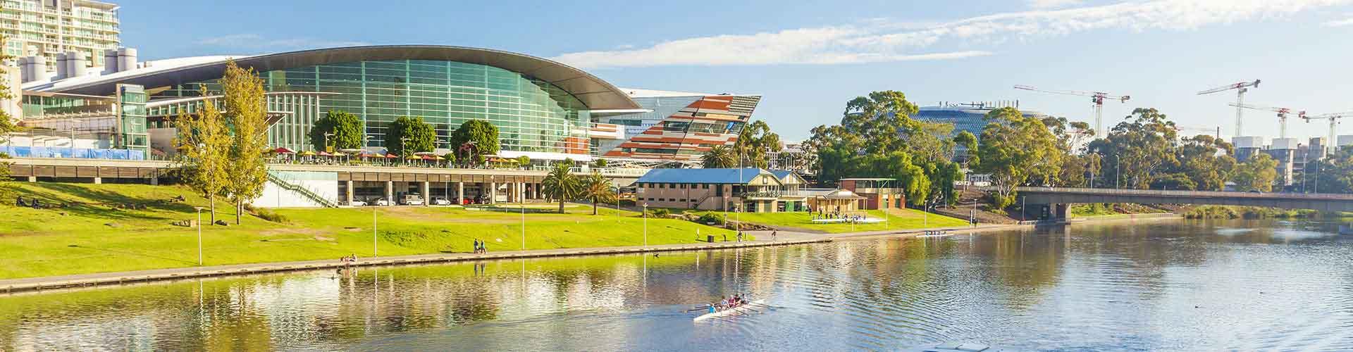 Adelaide - Hostelů v Adelaide. Mapy pro Adelaide, fotky a recenze pro každý hostel v Adelaide.