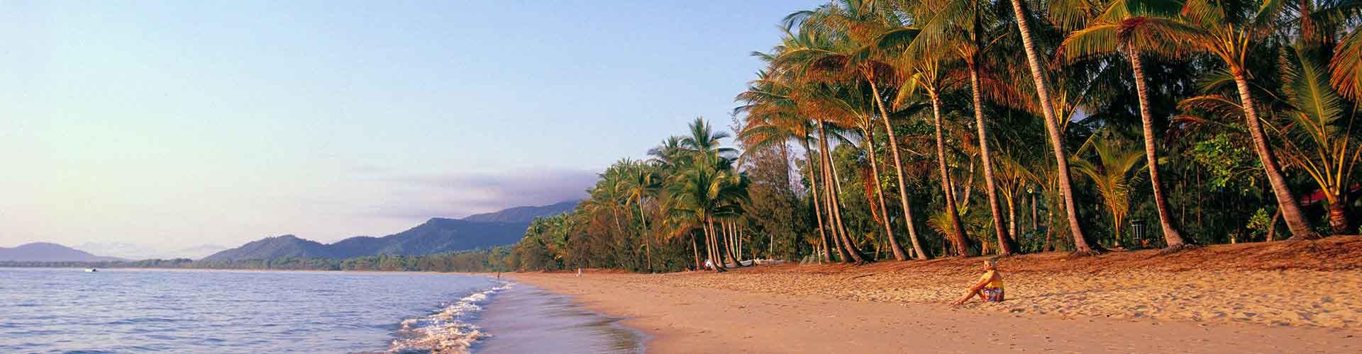 Cairns - Hostelů v Cairns. Mapy pro Cairns, fotky a recenze pro každý hostel v Cairns.