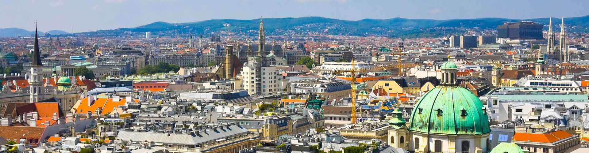 Vídeň - Hostelů v Vídeň. Mapy pro Vídeň, fotky a recenze pro každý hostel v Vídeň.