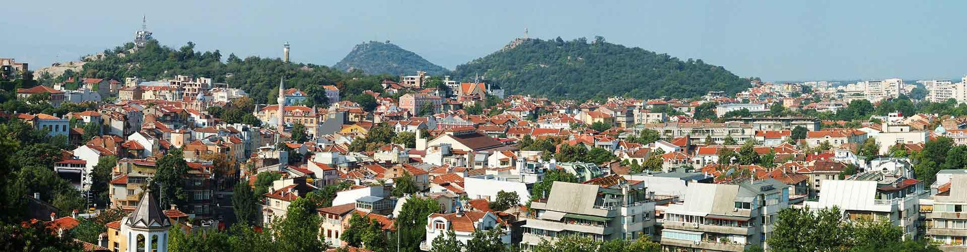 Plovdiv - Hostelů v Plovdiv. Mapy pro Plovdiv, fotky a recenze pro každý hostel v Plovdiv.