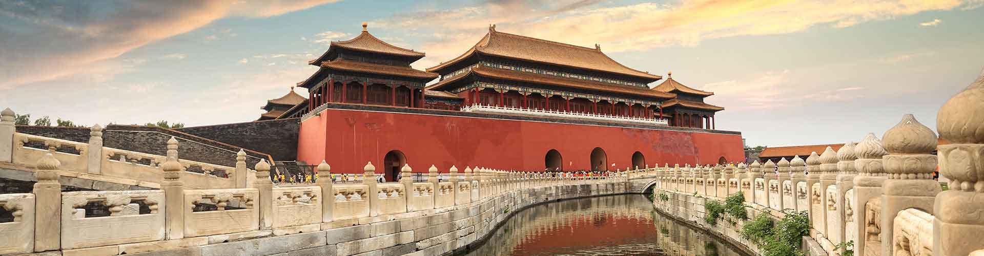 Peking - Hostelů v Peking. Mapy pro Peking, fotky a recenze pro každý hostel v Peking.