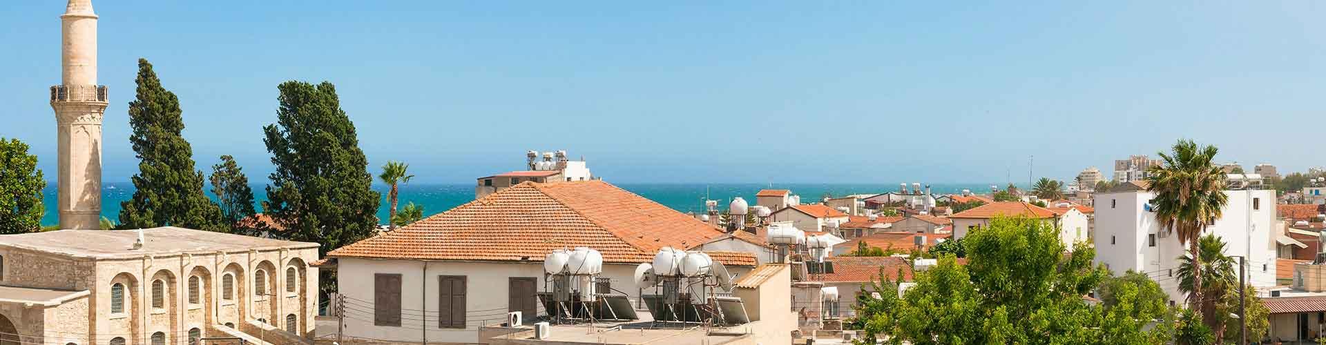 Larnaca - Hostelů v Larnaca. Mapy pro Larnaca, fotky a recenze pro každý hostel v Larnaca.