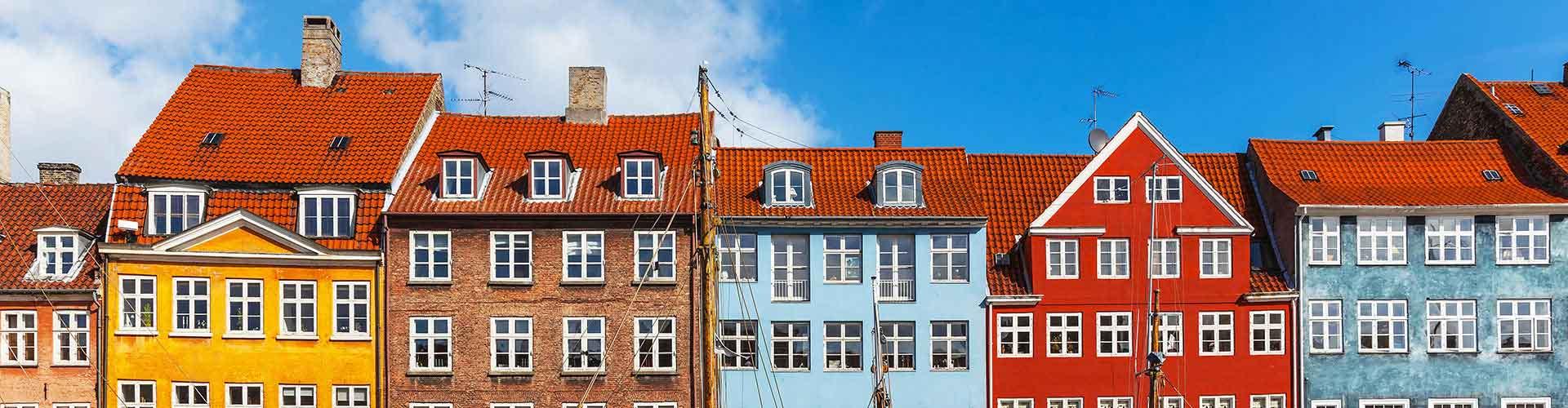 Kodaň - Hostelů v Kodaň. Mapy pro Kodaň, fotky a recenze pro každý hostel v Kodaň.