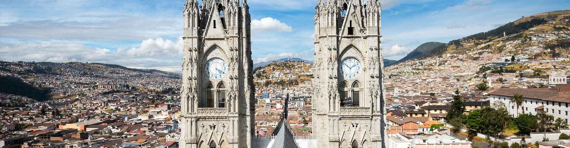 Quito - Hostelů v Quito. Mapy pro Quito, fotky a recenze pro každý hostel v Quito.