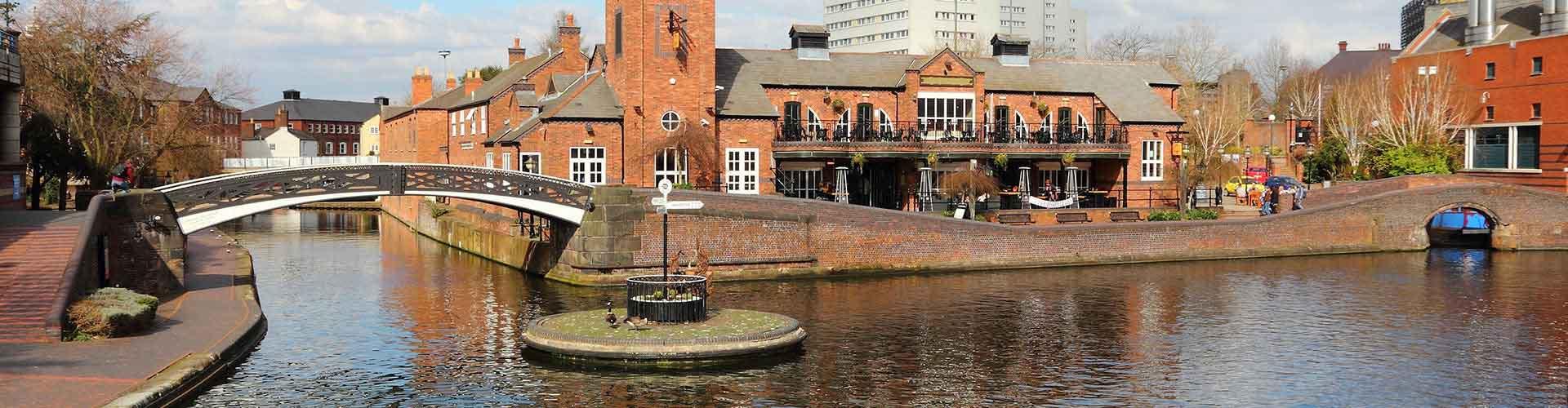 Birmingham - pokoje v Birmingham. Mapy pro Birmingham, fotky a recenze pro každý pokoj - Birmingham.