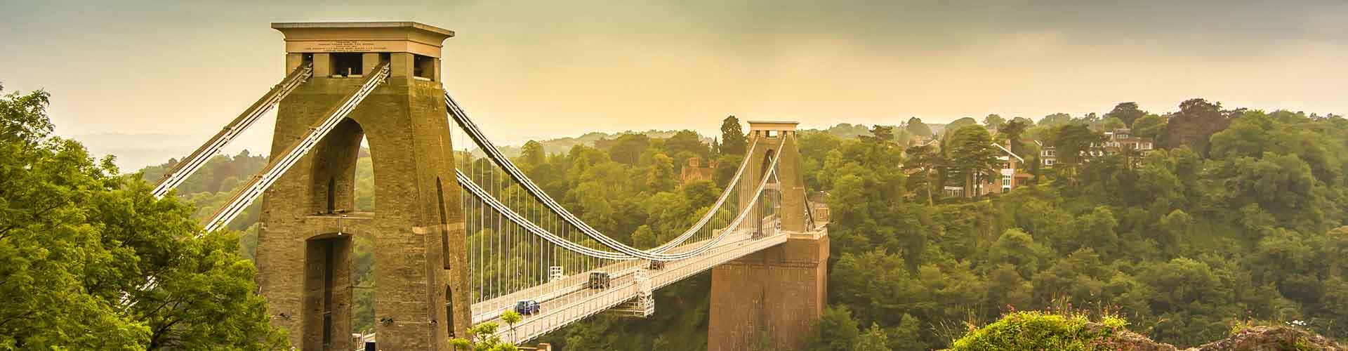 Bristol - Ubytovny v Bristol. Mapy pro Bristol, fotky a recenze pro každý Ubytovnu - Bristol.