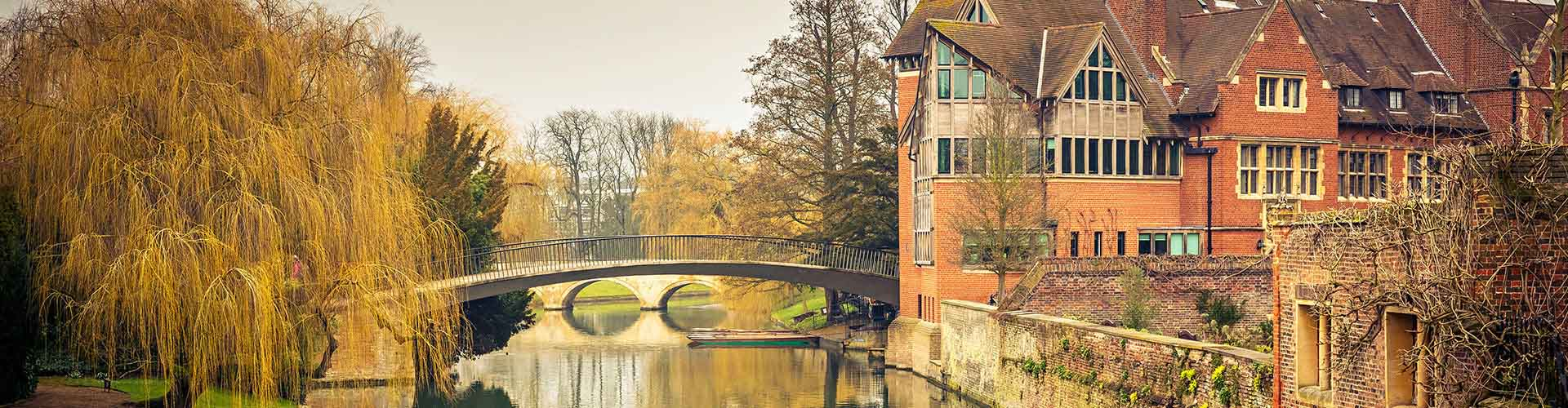 Cambridge - pokoje v Cambridge. Mapy pro Cambridge, fotky a recenze pro každý pokoj - Cambridge.