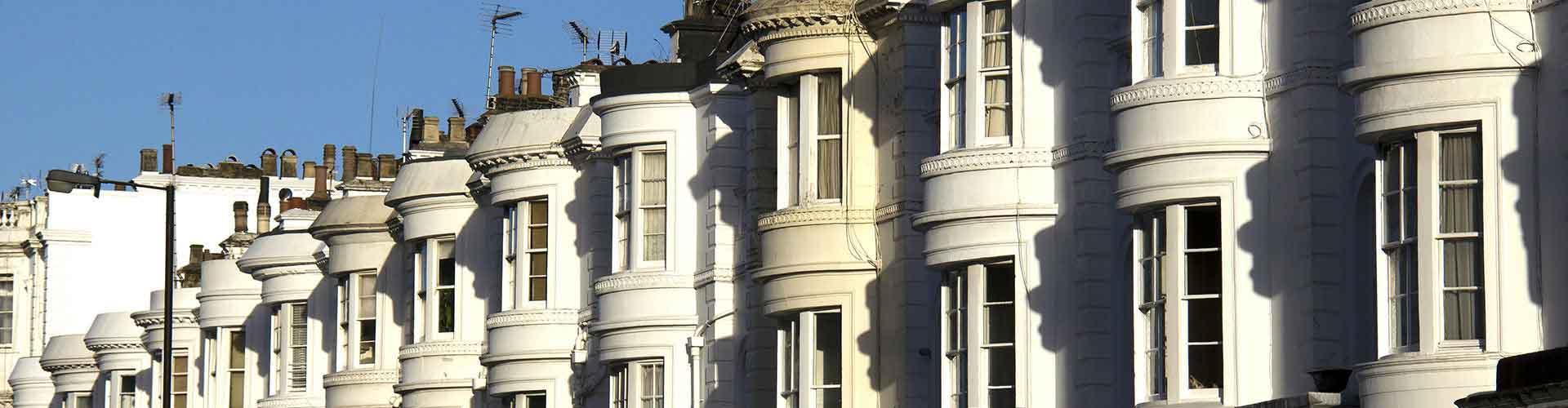 Londýn - Hostelů ve čtvrti Bayswater. Mapy pro Londýn, fotky a recenze pro každý hostel v Londýn.