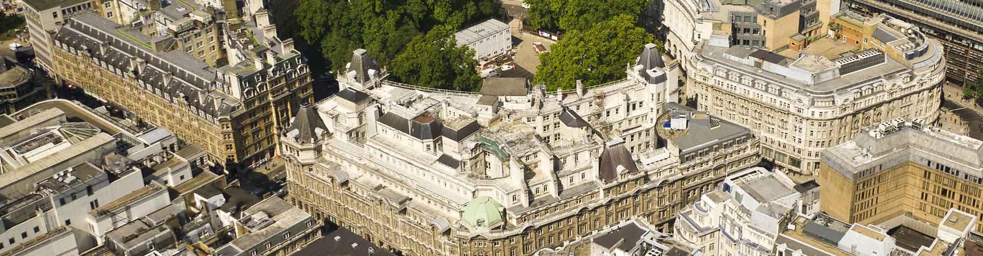 Londýn - Hostelů ve čtvrti Finsbury. Mapy pro Londýn, fotky a recenze pro každý hostel v Londýn.