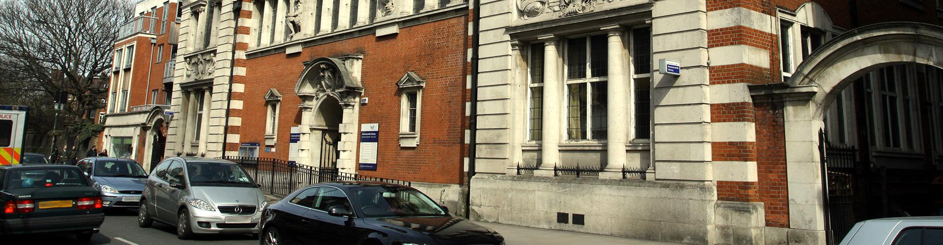 Londýn - Hostelů ve čtvrti Hammersmith Broadway. Mapy pro Londýn, fotky a recenze pro každý hostel v Londýn.