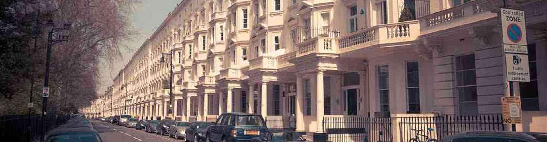 Londýn - Hostelů ve čtvrti Pimlico. Mapy pro Londýn, fotky a recenze pro každý hostel v Londýn.