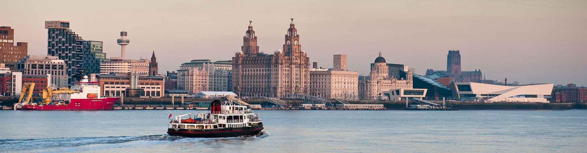 Liverpool - hotely v Liverpool. Mapy pro Liverpool, fotky a recenze pro každý hotel - Liverpool.