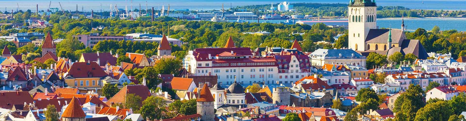 Tallinn - Hostelů v Tallinn. Mapy pro Tallinn, fotky a recenze pro každý hostel v Tallinn.