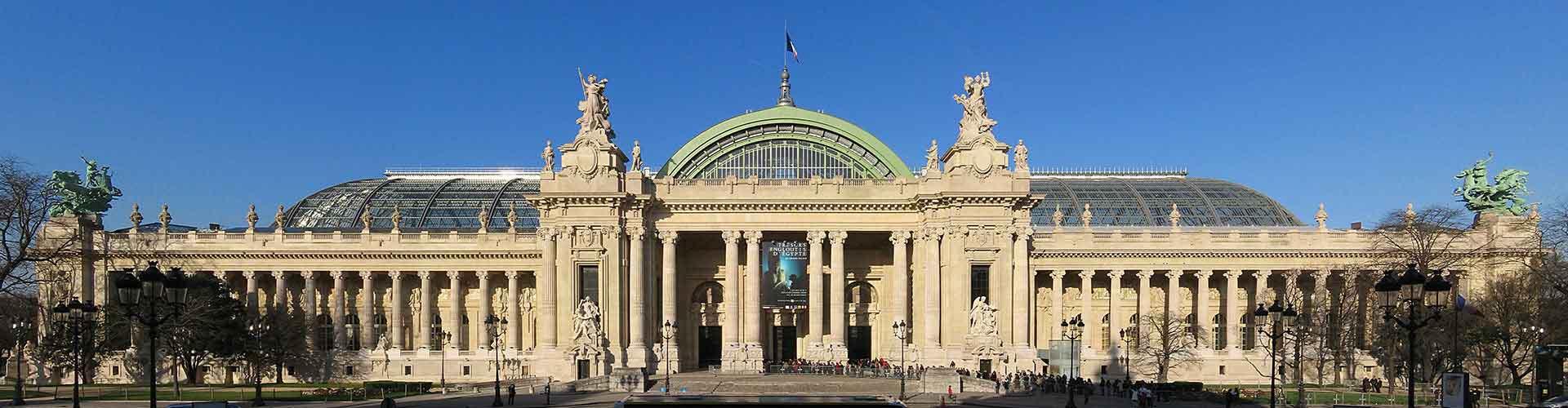 Paříž - Hostelů v blízkosti Grand Palais. Mapy pro Paříž, fotky a recenze pro každý hostel v Paříž.