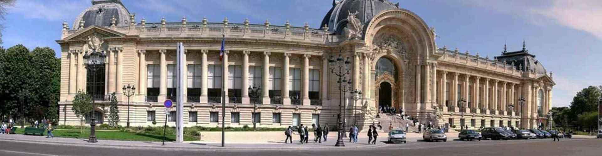 Paříž - Hostelů v blízkosti Petit Palais. Mapy pro Paříž, fotky a recenze pro každý hostel v Paříž.