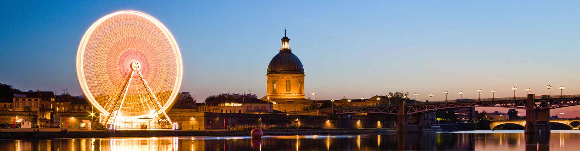 Toulouse – Student accommodations, hostels and coworking spaces in Toulouse (Francie). Maps of Toulouse, photos and reviews for each place in Toulouse.