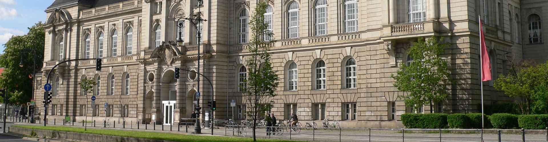 Berlín - Hostelů ve čtvrti Berzik Charlottenburg. Mapy pro Berlín, fotky a recenze pro každý hostel v Berlín.
